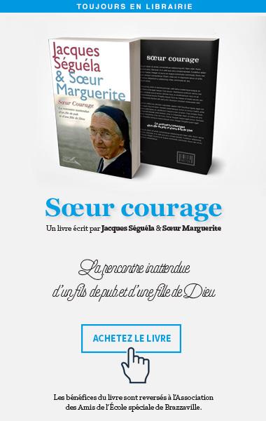Livre Soeur Courage